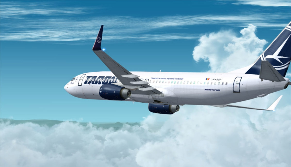Air Tickets TAROM