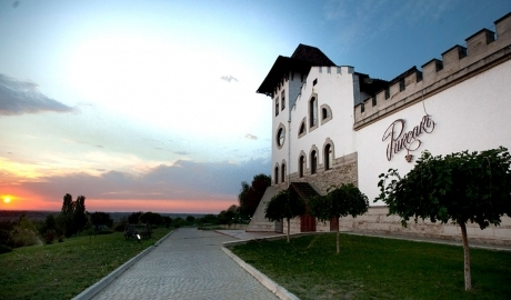 Purcari winery - centuries create quality