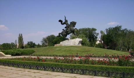 Tiraspol - museum of the communism